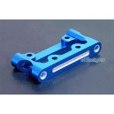 Alloy Front Pivot Block for Team Losi XXX XXXT XXXNT (Blue)