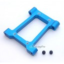Alloy Low Arm Bulk Rear Gear Box for Team Losi XXXNT (Blue)