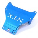 Alloy Front Skid Plate for Team Losi XXXNT (Blue)