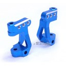 Alloy Front Steering C Hub for Team Losi XXXNT (Blue)