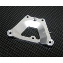 Alloy Front Main Chassis Plate Fit Team Losi 8IGHT Race Buggy (Silver)